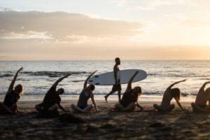 Copy of Yoga Surf & Beach